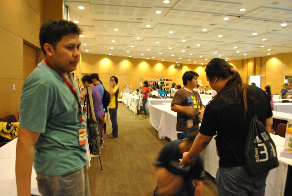 I Got Wasted At  The Summer Komikon 2013 (5/6)