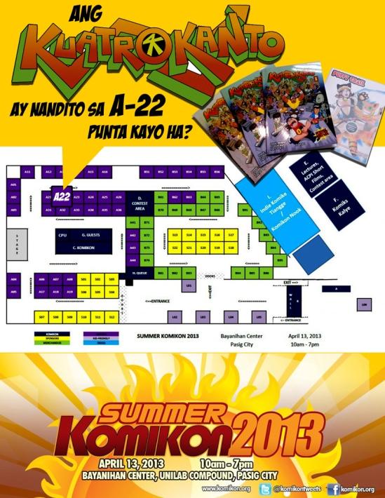 Summer Komikon 2013