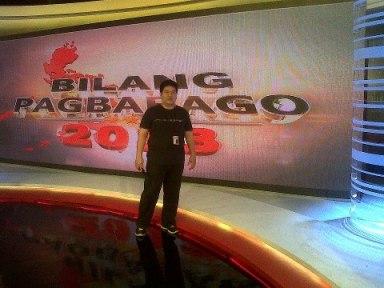 Pagbabago 2013