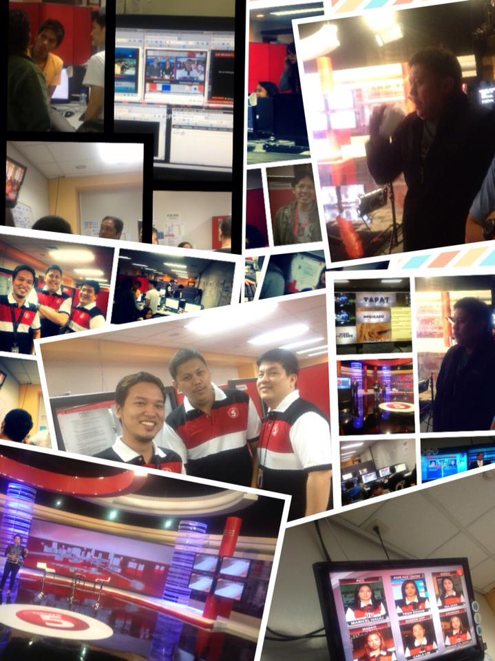 Behind The Scenes - CS/N on Pagbabago2013 (6/6)
