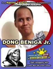 Dong Beniga Jr.