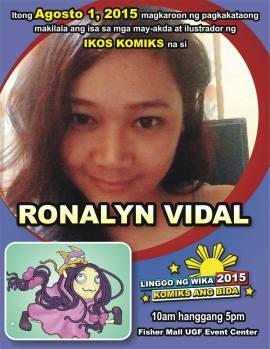 Ronalyn Vidal